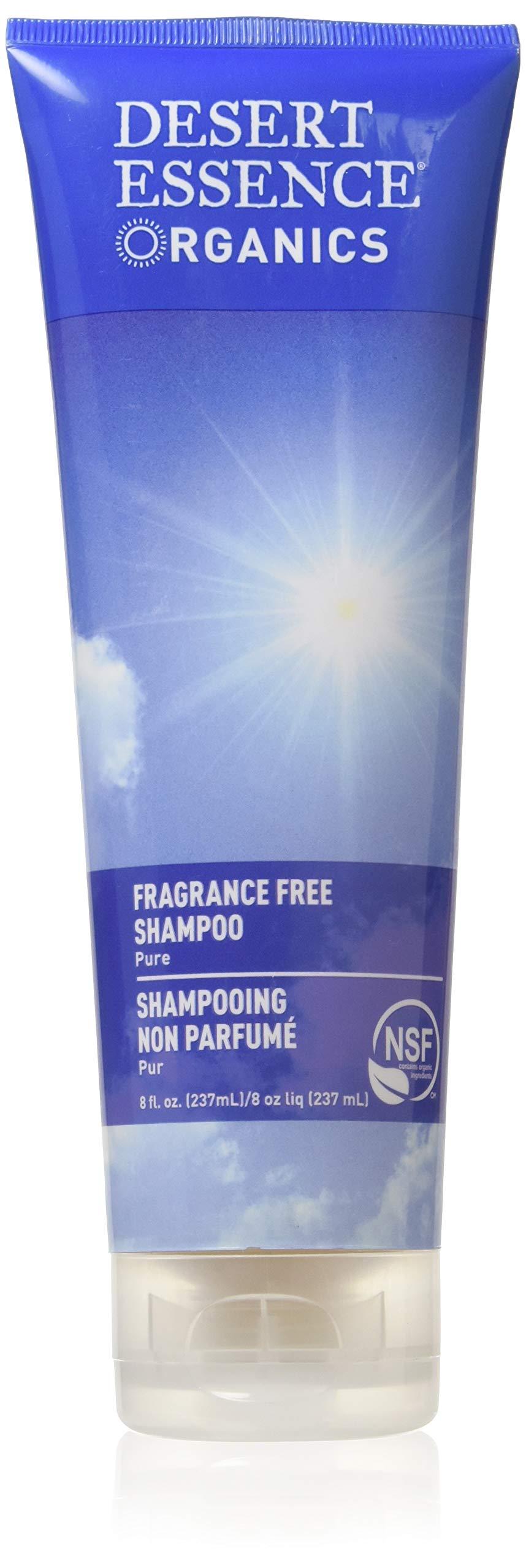 Organics Fragrance Free Shampoo - 8 fl oz