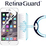 RetinaGuard Anti-UV, Anti-blue Light Screen protector for iPhone6S Plus / 6 Plus (White border) - SGS & Intertek Tested - Blocks Excessive Harmful Blue Light, Reduce Eye Fatigue and Eye Strain