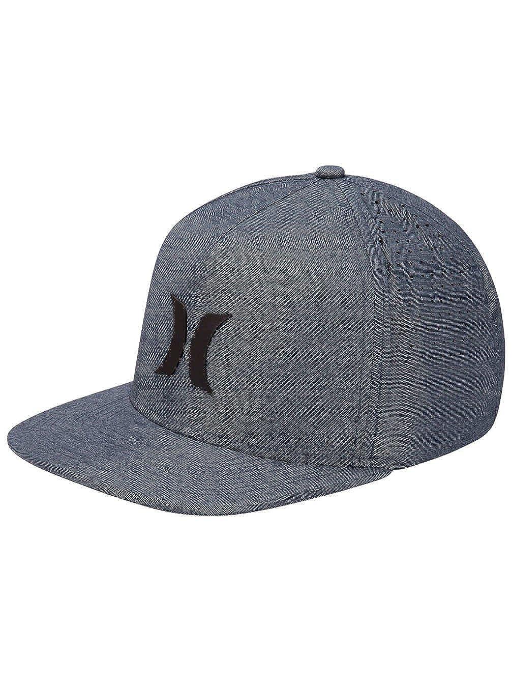 eb7d54282ad4c Amazon.com  Hurley Men s Dri-Fit Icon 4.0 Hat  Clothing