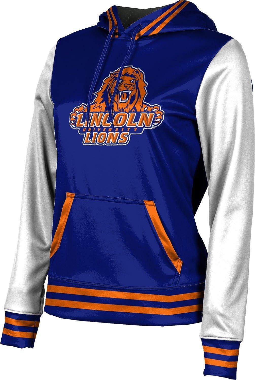 School Spirit Sweatshirt Girls Pullover Hoodie Lincoln University Letterman PA