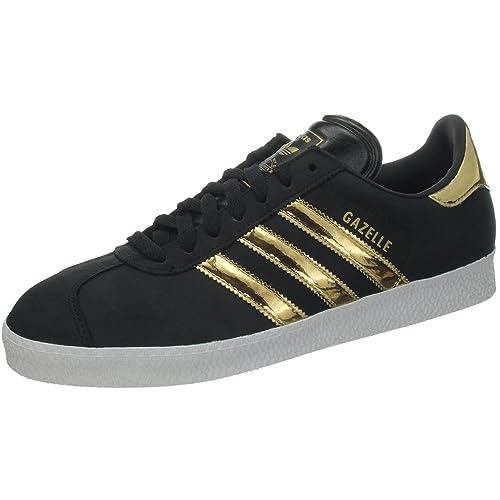 best website d80b2 7bf76 adidas Gazelle 2, Sneaker Uomo, Nero (Nero), 43 13