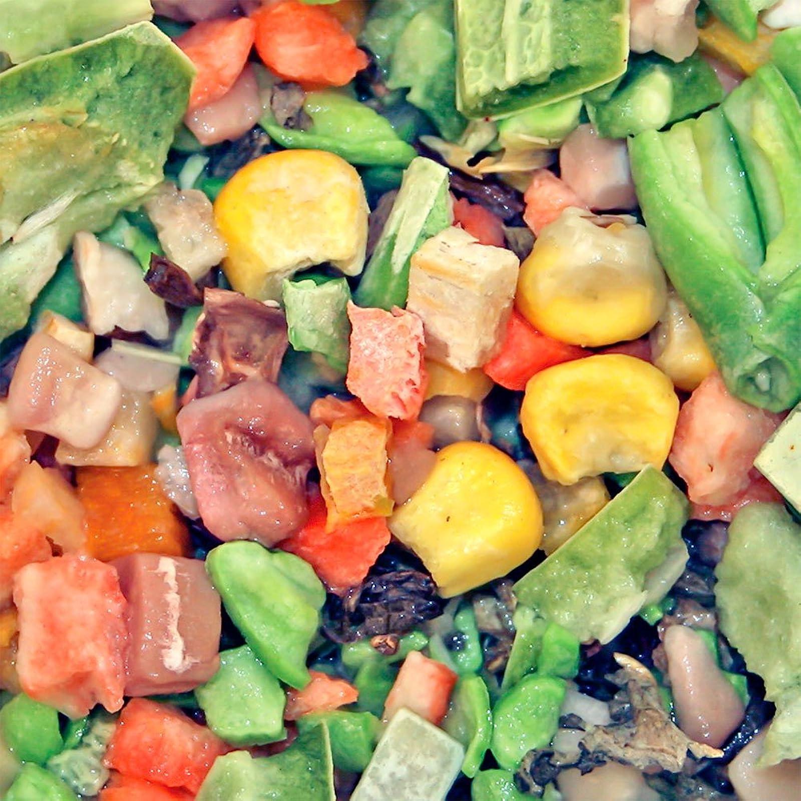Healthy Herp Tortoise Food Instant Meal Bulk - 1