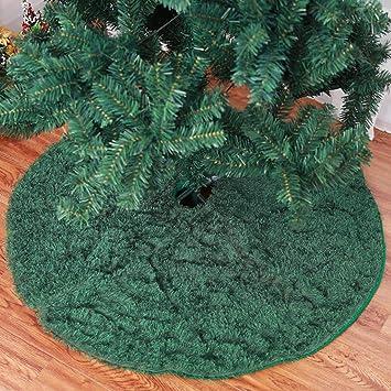 Weihnachtsdeko In Grün.Siennaa Weihnachtsbaum Decke Simulierte Grüne Gras Weihnachtsbaum