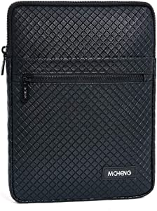 MCHENG 10 inch Tablet Sleeve Case, Protective Laptop Sleeve for Apple iPad/Air, Google Nexus, Amazon Fire, Lenovo IdeaTab, Samsung Galaxy Tab 4 / Note, ASUS MeMO Tablet - Black