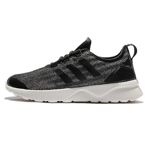 new concept d13a7 ea1de adidas Originals ZX Flux Adv Verve Womens Sneakers, Size 5.5 Black