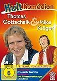 Kultkomödien mit Thomas Gottschalk & Mike Krüger - 5DVD-Sammeledition (Die Supernasen, Piratensender Powerplay, Die Einsteiger, Zwei Nasen tanken super, Seitenstechen)