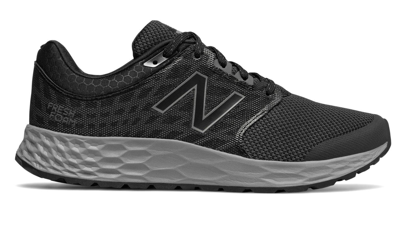 New Balance Fresh Foam 1165 Men's Walking 11 Black-Grey