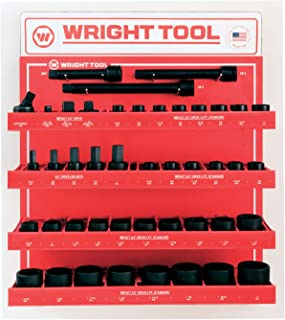"product image for Wright Tool D985B 3/4"" Drive 6 and 12-Point Standard Impact Sockets and Attachments"