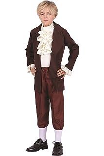 Thomas Jefferson-Child Costume
