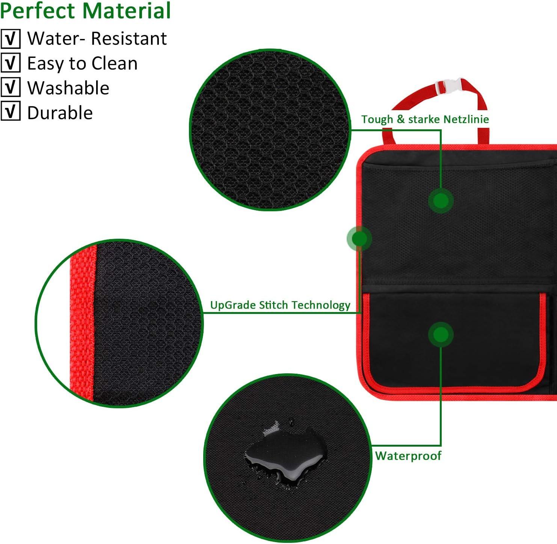 elastic net /& 4 estructura de varita m/ágica robusto organizador maletero,el mejor bolsas maletero coche,organizador asientos coche Organizador de maletero para coche,organizador maletero,