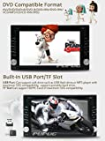 """Upgarde Version With Camera ! 6.2"""" Double 2 DIN Car"""