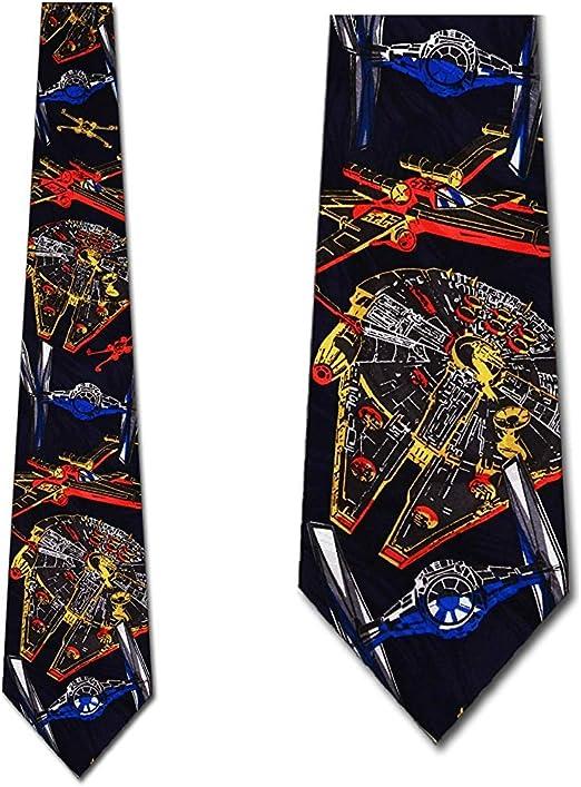 Corbata Para Hombre Corbata,Corbatas De Star Wars Corbatas Para ...