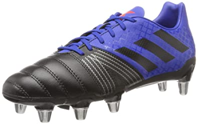 the latest 3faac 750d8 adidas Mens Kakari Sg Rugby Shoes, Blue (Collegiate Royalcore BlackBlaze