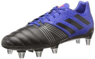 online retailer 2f3c2 bb0f2 adidas Kakari SG, Chaussures de Rugby Homme, Multicolore (Collegiate  Royal Core Black