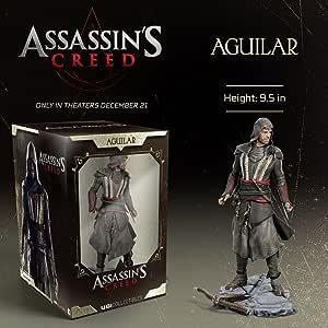 Ubisoft Assassins Creed Movie Aguilar Figurine Statue