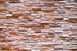 ورق حائط فينيل ارتفاع 2.9 متر و عرض 3.5 متر من دبليو هوم ثرى دى
