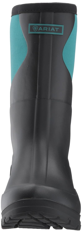 Ariat Boot Women's Springfield Rubber Work Boot Ariat B01MSD21GC 7.5 B(M) US|Black 563579
