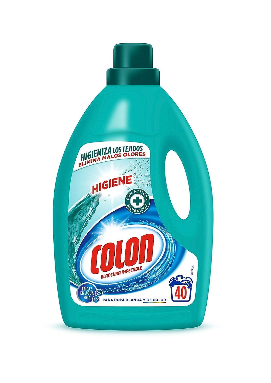 Colon Detergente Líquido Higiene - 40 dosis: Amazon.es: Salud y ...