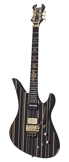 Schecter guitarra Research Synyster Gates custom-s guitarra eléctrica: Amazon.es: Instrumentos musicales