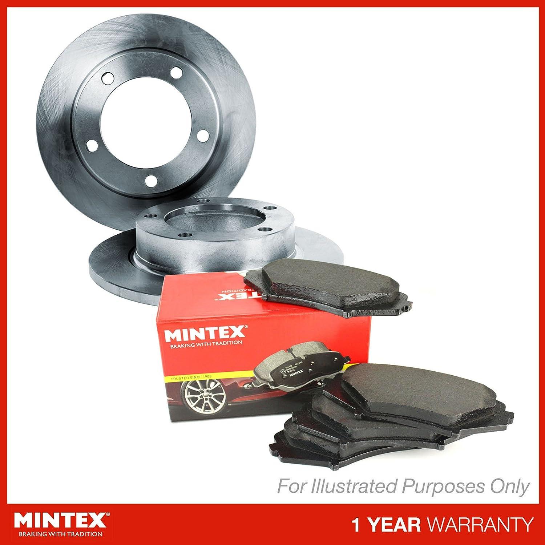 Mintex MDK0037 Brake Set, Disc Brakes: Amazon.co.uk: Car & Motorbike