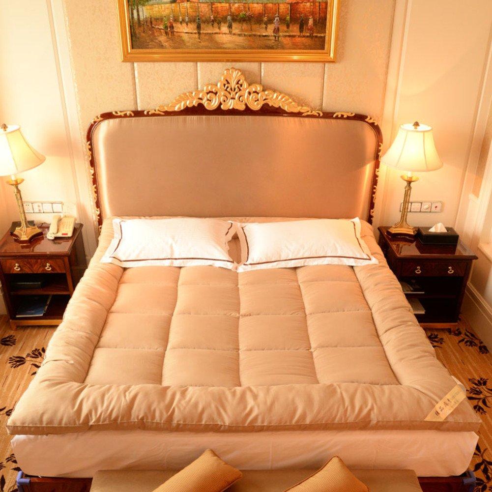 厚く柔らかいマットレス畳ホテル可動式ベッド マット学生寮マット キルト- 180x200cm(71x79inch) B07G44MVRC