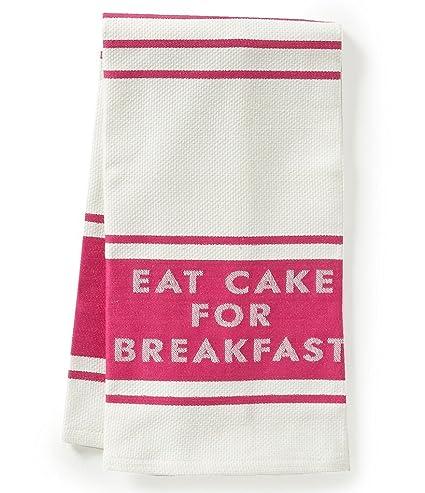 Kate Spade Of New York 3 Piece Kitchen Set Let Them Eat Cake
