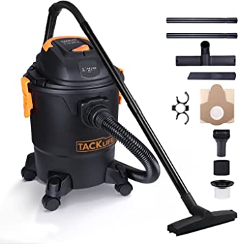 TACKLIFE Wet and Dry Vacuum, Vacuum
