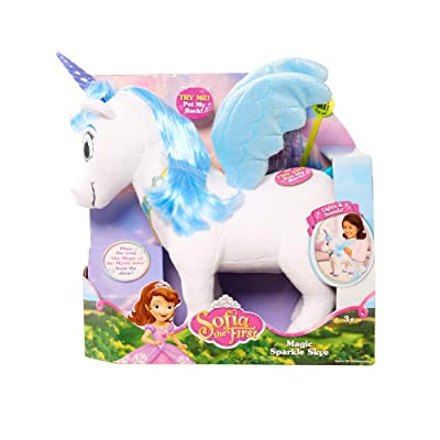 Sofia The First Skye The Unicorn Feature Plush: Toys & Games