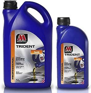 Millers Oil Trident 5W40 - Aceite de Motor (6 L): Amazon.es: Coche y moto