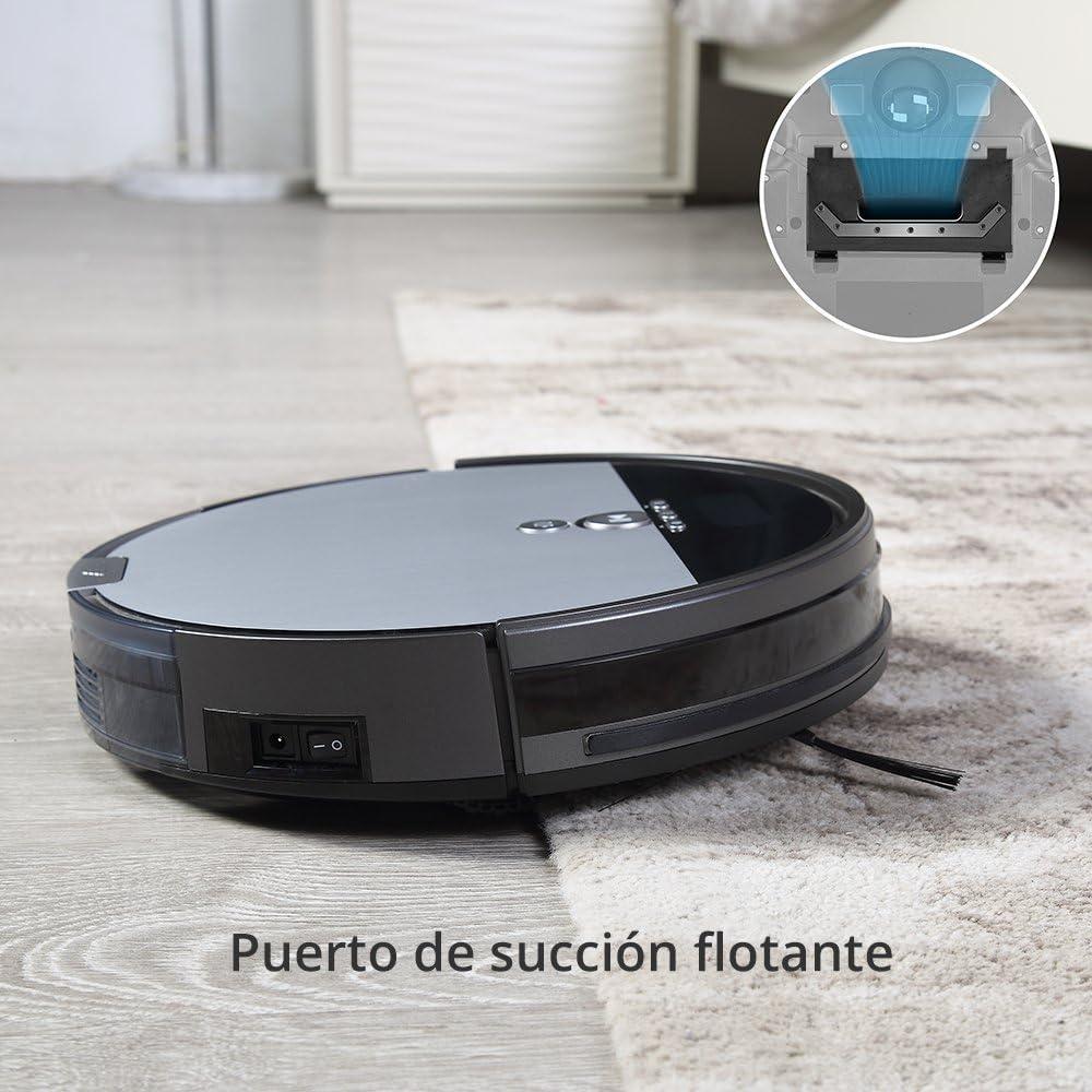 ILIFE V55 Robot Aspirador para el Hogar - Múltiples Modos de ...