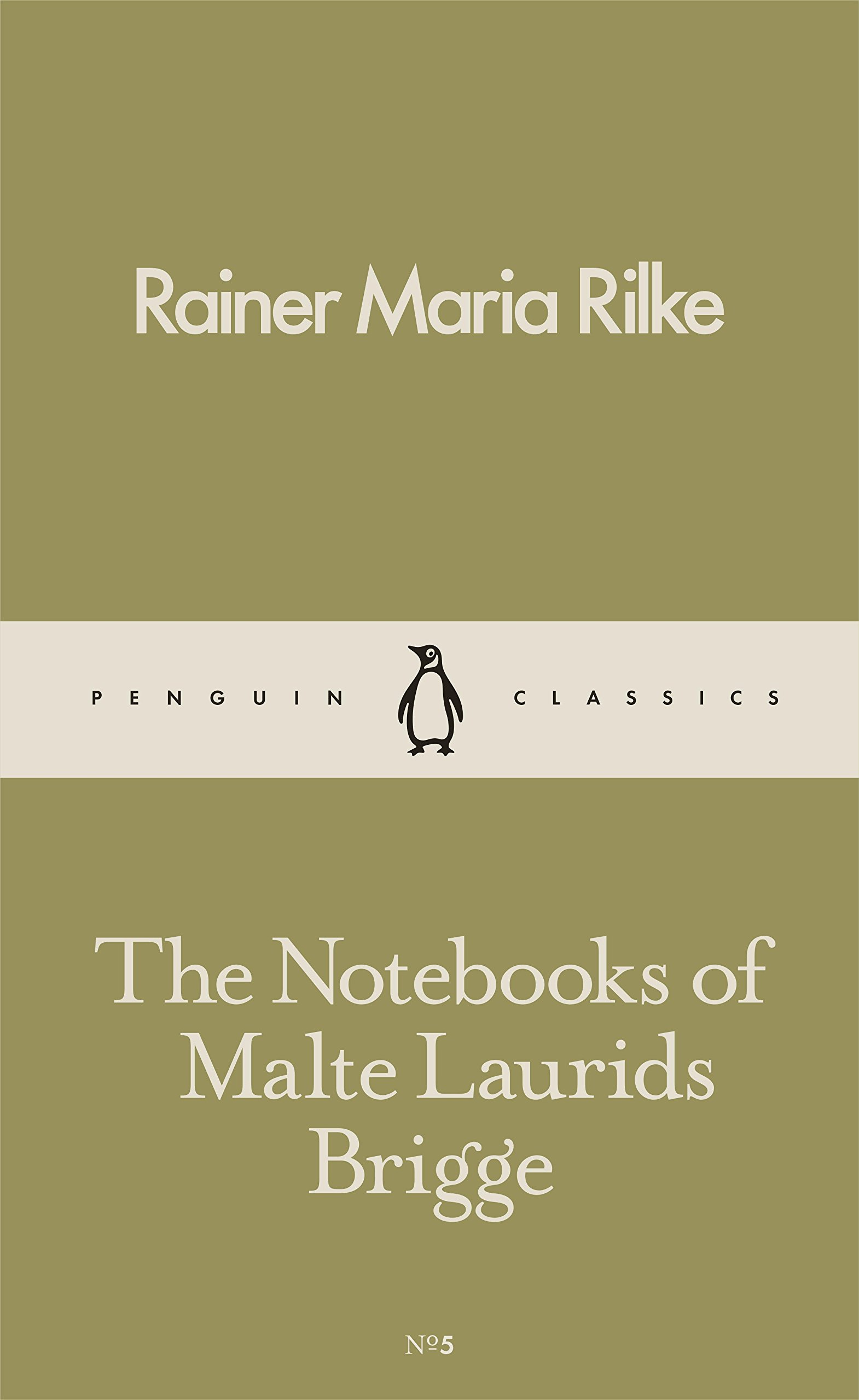 The Notebooks of Malte Laurids Brigge (Pocket Penguins) pdf