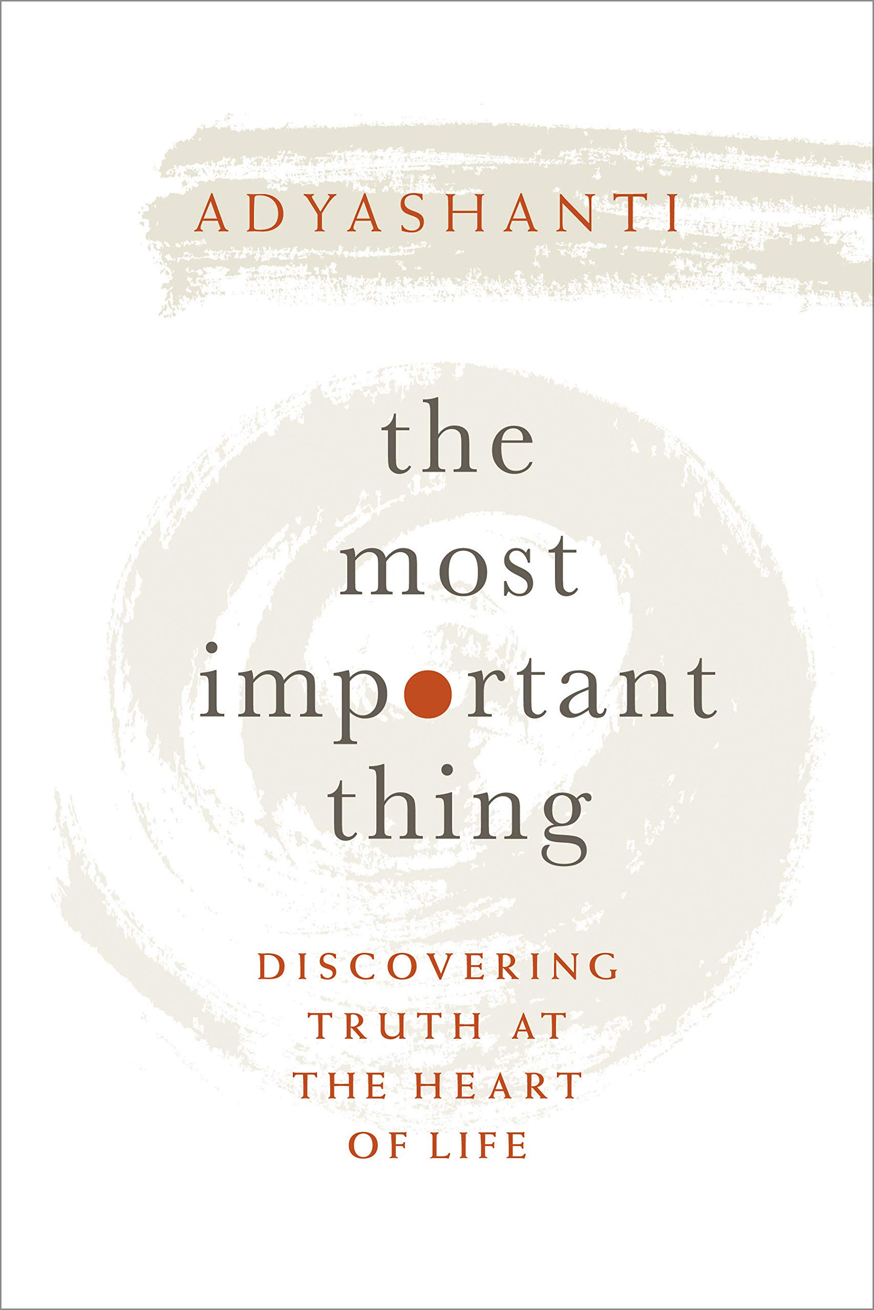 Most Important Thing Discovering Truth product image