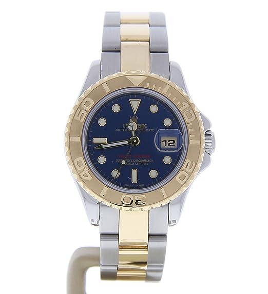 Rolex Yacht-Master automatic-self-wind - Reloj 169623 (Certificado) de segunda mano: Rolex: Amazon.es: Relojes