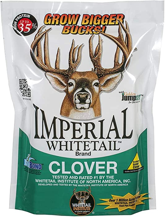 The Best Whitetail Food Plot Seed