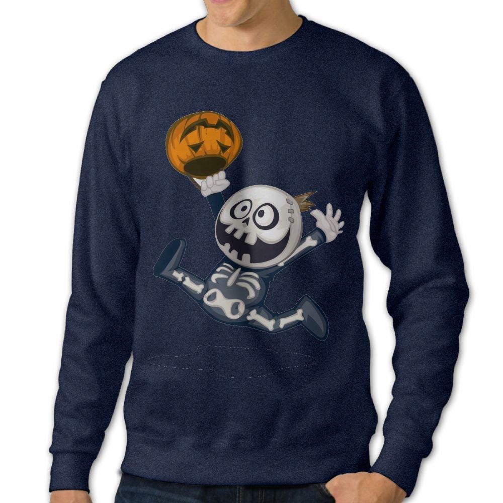 Ballet By M Stealing The Pumpkins Bad Guys Warm Sweater Round Neck Sweater Sweater Shirt