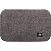 BDUCK Luxury Bath Mat Size 50x60cm Super Absorbent Water,Non-Slip,Machine-Washable,Soft, Shaggy and Cozy,Thick Modern…