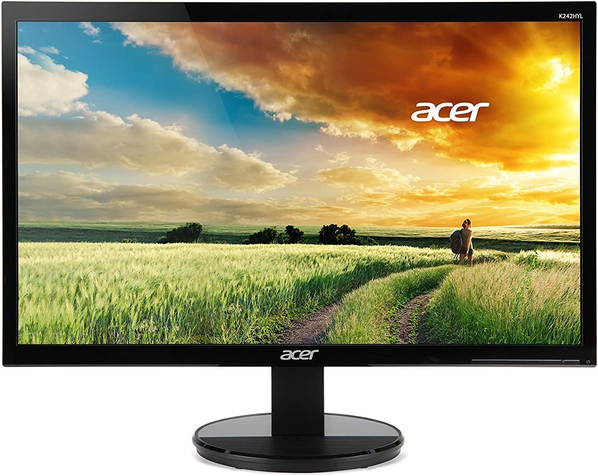 Acer K242HYL Abd 23.8 Widescreen LCD Monitor