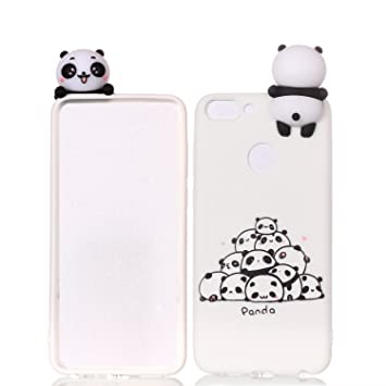 coque huawei p smart silicone chat