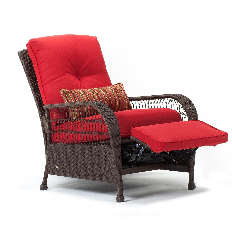 Amazon La Z Boy Outdoor Bristol Resin Wicker Patio Furniture