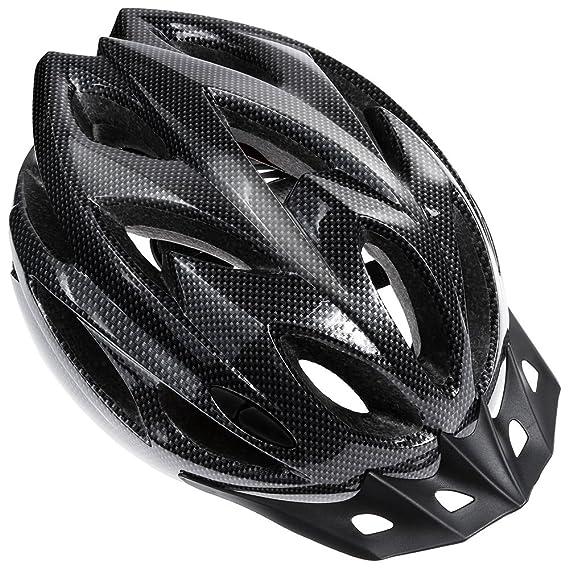 Review Zacro Lightweight Bike Helmet,