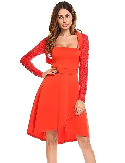 Kleid kurz mit bolero