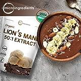 Sustainably US Grown, Organic Lions Mane Mushroom