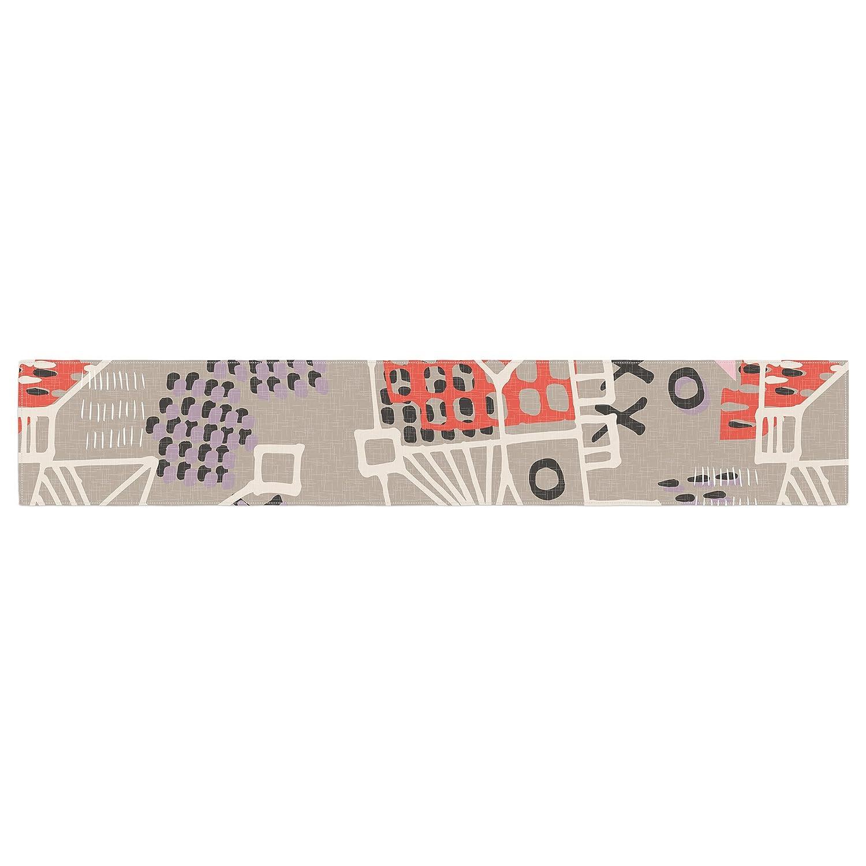 16 x 180 KESS InHouse Gill Eggleston Nico Table Runner