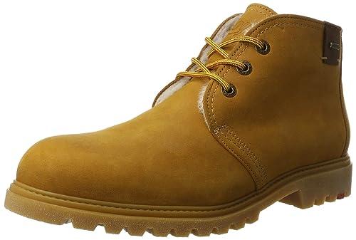 Lloyd Men's Vin Gore-Tex Desert Boots, Beige (Saddle/T.D.Moro)