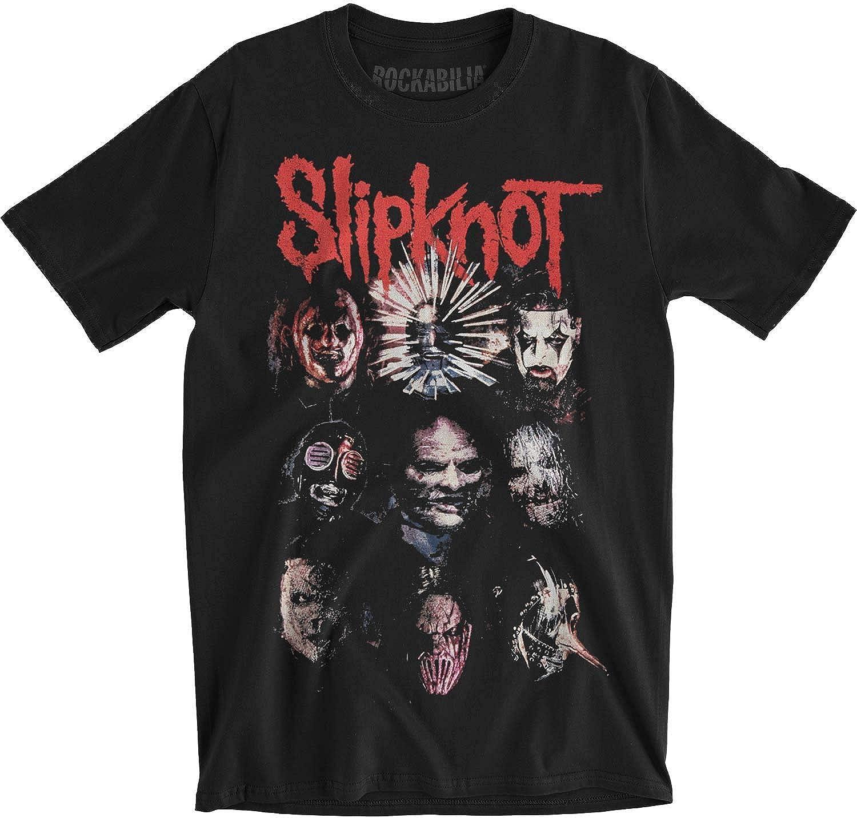 Slipknot We Are Not Your Kind Multi Frame M/änner T-Shirt schwarz Band-Merch Bands