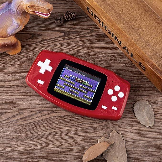 Webla Joystick, juego de consola portátil portátil portátil ...
