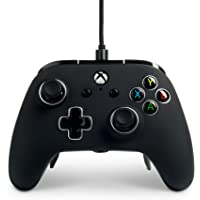 PowerA Fusion Pro Wired Controller for Xbox One - Black - Xbox One