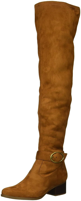 Naturalizer Women's Dayln Slouch Boot B072J5DXRR 6.5 B(M) US|Brandy