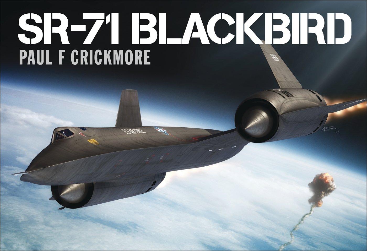 SR-71 Blackbird (General Aviation) Hardcover – May 24, 2016