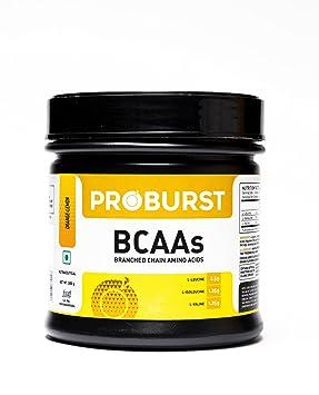 Proburst BCAA Powder   300 g  Orange Lemon  BCAAs
